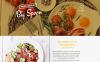 Template Drupal Flexível para Sites de Cafeteria e Restaurante №53895 New Screenshots BIG