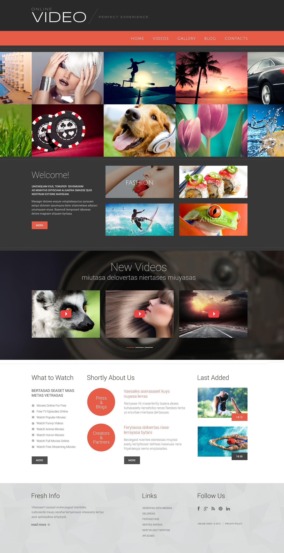 Beste Wordpress Video Galerie Vorlage Bilder ...