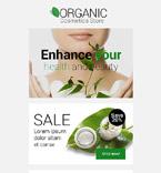 Beauty Newsletter  Template 53906