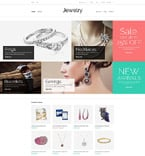 Jewelry VirtueMart  Template 53910