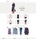 Fashion PrestaShop Template 53912