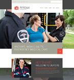 Medical Website  Template 53929