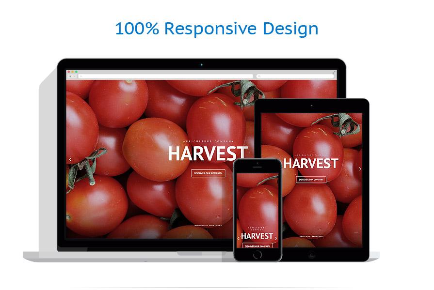 Thèmes WordPress Agriculture #53933