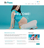 Medical WordPress Template 53938