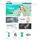 Sport WooCommerce Template 53951