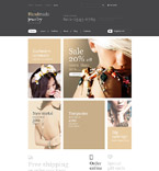 Jewelry WooCommerce Template 53954