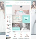 Wedding Magento Template 53962