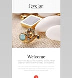Jewelry Newsletter  Template 53965
