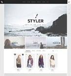 Fashion PrestaShop Template 53967