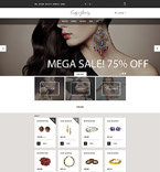 Jewelry OpenCart  Template 53968
