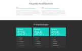 """Your App - Software Minimal HTML"" Responsive Landingspagina Template"