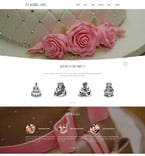 Wedding Website  Template 53978