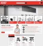 Security VirtueMart  Template 53981