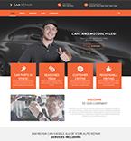 Cars WordPress Template 53985