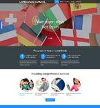 Education WordPress Template 53988