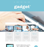 Electronics WordPress Template 53993