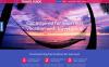 Адаптивний WordPress шаблон на тему туристичний гід New Screenshots BIG