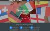 Адаптивный WordPress шаблон №53988 на тему языковые школы New Screenshots BIG