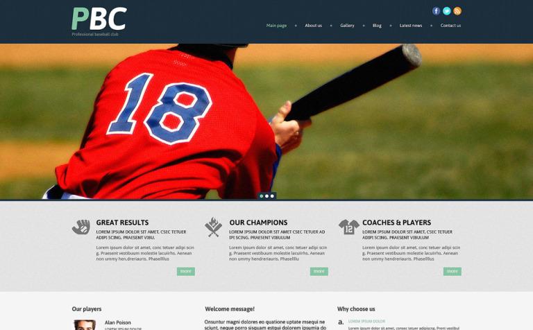 16 Sports WordPress Themes & Templates