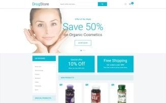 Drugstore Magento Theme