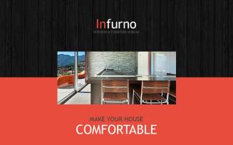 Interior & Furniture Responsive Newsletter Template