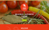 Responsive Landingspagina Template over Mexicaans restaurant New Screenshots BIG