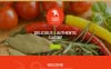 Responsive Meksika Restoran  Açılış Sayfası Şablonu New Screenshots BIG