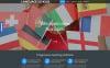 Reszponzív Nyelviskola  WordPress sablon New Screenshots BIG