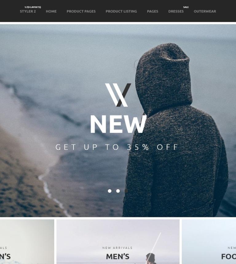 Styler Premium PrestaShop Template