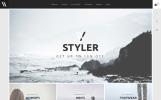 Styler - thème PrestaShop pour magasin de vêtements élégants