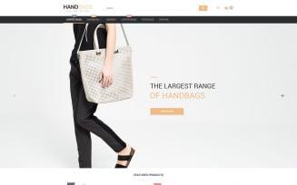 Stylish Bags Boutique Magento Theme