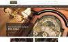 Tema ZenCart Responsive #53946 per Un Sito di Negozio di Antiquariato New Screenshots BIG