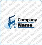 Computers Logo  Template 5405