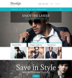 Fashion PrestaShop Template 54008