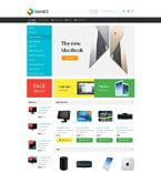 Electronics VirtueMart  Template 54009
