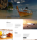 Travel Muse  Template 54010