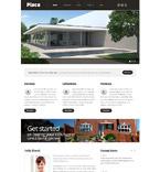 Real Estate Website  Template 54012