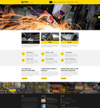 Website  Template 54021