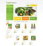 Food & Drink PrestaShop Template 54022