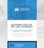 Cars Newsletter  Template 54023