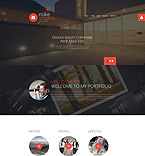 Art & Photography Joomla  Template 54026