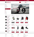 Cars ZenCart  Template 54030