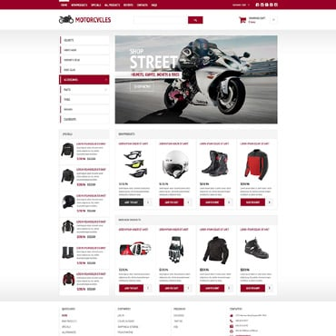 Preview image of Stylish Online Shop