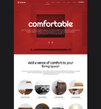 Furniture WordPress Template 54038
