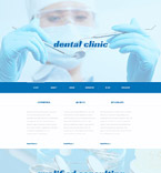 Medical WordPress Template 54041