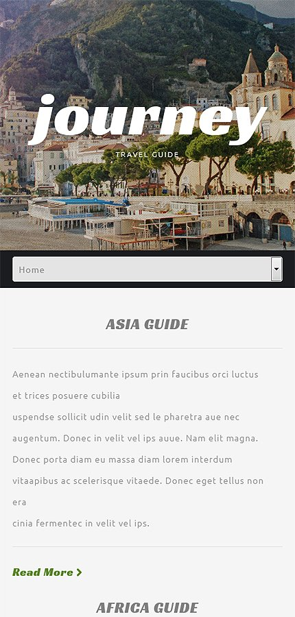 WordPress Theme/Template 54044 Main Page Screenshot