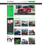 Cars WooCommerce Template 54047