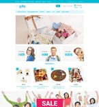 Gifts Magento Template 54054