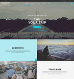 Travel PrestaShop Template 54055