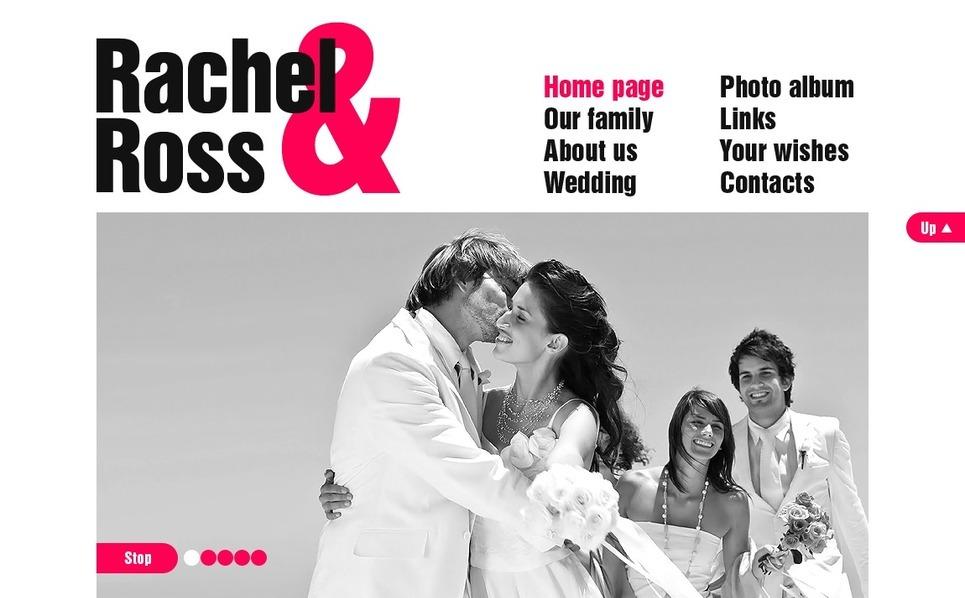 PSD шаблон №54059 на тему свадебный альбом New Screenshots BIG